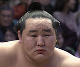 「朝青龍明徳」の肖像