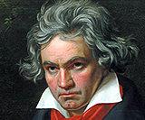 「ルートヴィヒ・ヴァン・ベートーヴェン」の肖像