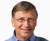 「ビル・ゲイツ」の肖像