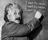 「アルベルト・アインシュタイン」の肖像