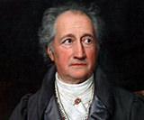 「ヨハン・ヴォルフガング・フォン・ゲーテ」の肖像