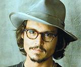 「ジョニー・デップ」の肖像