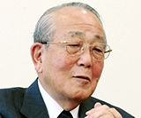 「稲盛和夫」の肖像