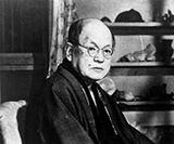 「武者小路実篤」の肖像