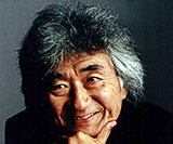 「小澤征爾」の肖像