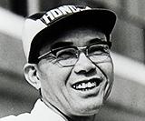 「本田宗一郎」の肖像