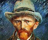 「フィンセント・ウィレム・ファン・ゴッホ」の肖像